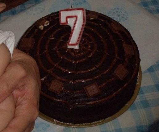 7-Chocolate Hazlenut cake from Chocolat