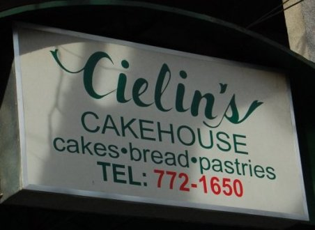 Ceilin's Cakehouse Store