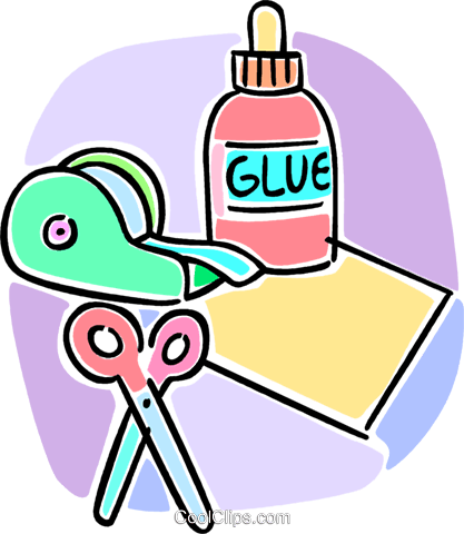 Use The Glue: A Short Story