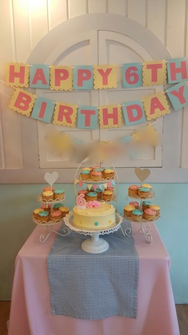 A Stacy's Celebration: The Princess' 6th BirthdayParty