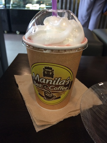 Manila's Best Coffee at the Madison Galeries Lifestyle Mall, Alabang Hills