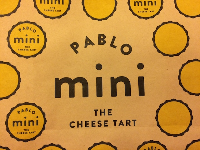 Say Cheese! Pablo's Mini Cheese Tarts are at Bonifacio High Street, BGC