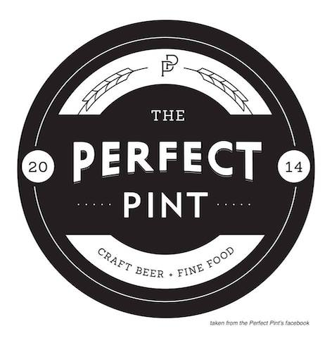 Lunch at the Perfect Pint in Molito Complex,Alabang