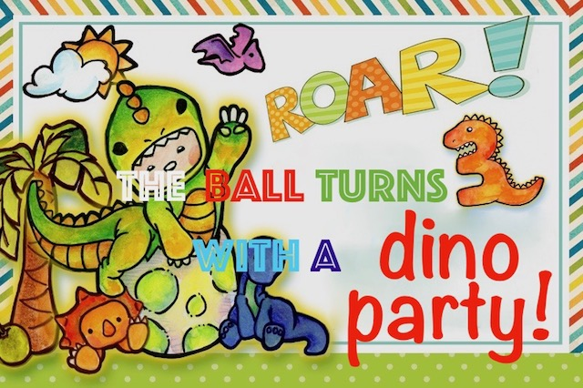 A Summer School Party: The Ball's 3rd Birthday