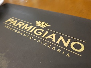 Going Italian at Parmigiano, Molito Complex, Alabang
